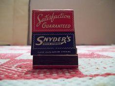 Snyder's Drug Stores