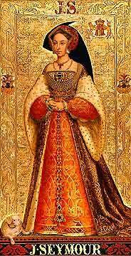 Jane Seymour (1509-1537)
