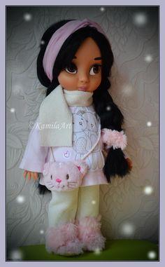Jasmine Let it snow!