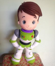 """Boneco buzz  #biscuit #partyideas #toystory #toy #buzzlightyear #buzz"""