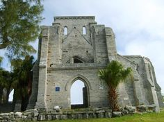 Unfinished Church at St. Travel Deals, Travel Guide, Beautiful Islands, Beautiful Places, Places Ive Been, Places To Go, Bermuda Travel, Ocean Club, Paradise Island