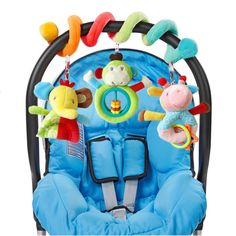 Newborn Baby Rattle Toys Baby Stroller Decoration Toy Lovely Elephant Monkey Deer Baby Bed Hanging Toys Early Education Gift #Affiliate