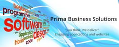 Our mission is to design, develop, and implement custom solutions for #businesses using #software programming and application development. http://www.primabusinessuk.com/