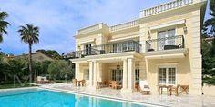 Diese traumhafte Villa im französischen Nobelort Saint-Jean-Cap-Ferrat an der Côte d'Azur zwischen Nizza und Monaco steht für 22 Mio. Euro zum Verkauf. (Fotos: Michaël Zingraf)