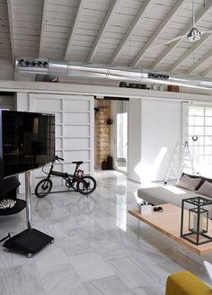 Un loft à Alicante par Lago | PLANETE DECO a homes world