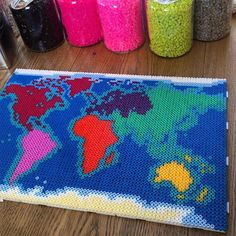The World hama beads by janne.gerner