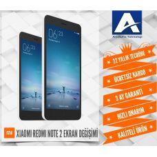 Xiaomi Redmi Note 2 LCD Ekran Değişim