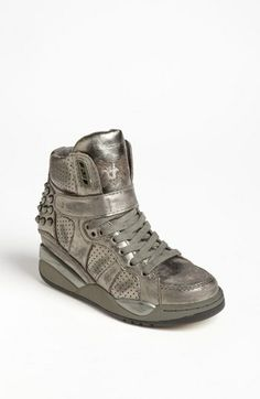 Ash 'Joker' Wedge Sneaker (Little Kid & Big Kid) available at #Nordstrom