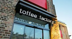 The Toffee Factory, where the Geneva office is held