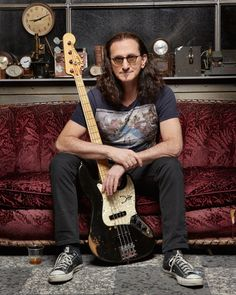 Rush is a Band Blog: Special New York City speaking appearance by Geddy Lee
