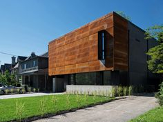 The Heathdale Residence designed by TACT Design