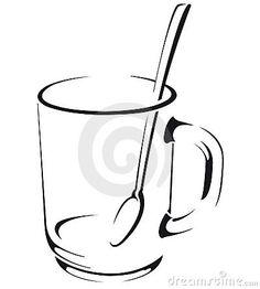 tnsparent-glass-cup-spoon-inside-22480699.jpg (400×445)