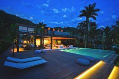 The Luxury Laranjeiras Residence in Brazil