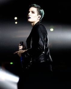 AMIERICANA: WE R THE NEW...  http://www.vevo.com/watch/halsey/New-Americana-(Vevo-LIFT)-Brought-To-You-By-McDonalds-(Live-Performance)/USUV71501894