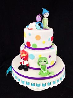 Inside Out Cake, by Amy Hart