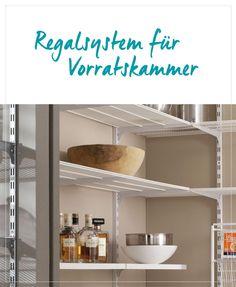 Regalsystem keller  15 best Regale für Keller / Garage / Vorratskammer images on ...