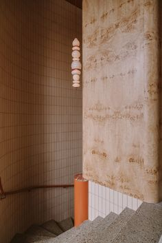We Truly Love this Restaurant Interior Design - The Opasły Tom Restaurant in Warsaw by Local Designers Buck Studio Terrazzo Tile, Art Deco, Private Dining Room, Restaurant Interior Design, Restaurant Interiors, Restaurant Ideas, Hotel Interiors, Dark Interiors, Acoustic Panels