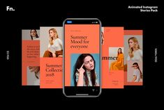 Dribbble - by Social Media Templates Social Media Instagram, Instagram Posts, Instagram Mockup, Create Animation, Instagram Story Template, Instagram Templates, Social Media Template, Social Media Design, Page Design