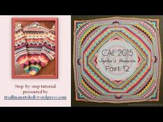 Sophie's Universe CAL part 12 - YouTube