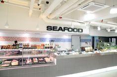 Sea Food Area