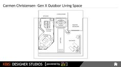 Here is a look at my KBIS Design Studios Presentation ~ GenX Outdoor Living