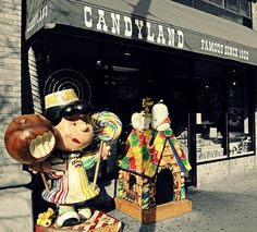 Candyland Store (St. Paul, Minnesota)