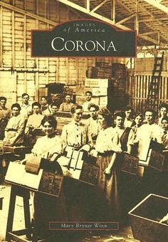 Corona (CA) (Images of America) by Mary Bryner Winn. Several times in the late 20th century, Corona was cited as the fastest-growing city in California, doubling and tripling its former sleepy-town size of around 25,000 in the 1970s to 150,000 in a matter of just decades. Corona has come a long way from its former offshoot identity as South Riverside in the late 19th century...