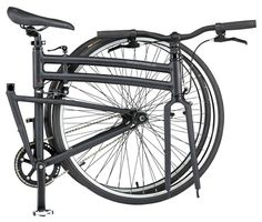 Montague Introduces The Boston - First 700c Fixie Folding Bike