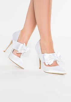 Zapatos con tacón alto Blancos, Multicolores | Comprar colección online en Zalando