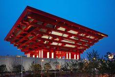 China Pavilion in Shanghai