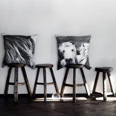 #bynordcopenhagen BY NORD COPENHAGEN horse cushions #bynord#nordicdesign#nordicnature #danishdesign#instahome #interior #inspiredbynature #instagrabbr.com