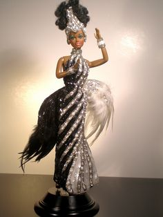 Bob Mackie Starlight Splendor Barbie Doll, AA
