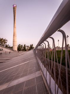 ~Córdoba Cultural Centre features an undulating roof that people can walk across ...