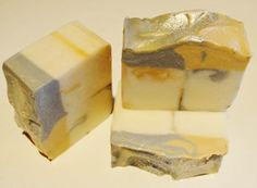 Silver and Gold, Silver and Gold, Love this bar, smells of Spearmint, Fir Needle and Peppermint Patty! Christmas Soap, Peppermint Patties, Cold Process Soap, Handmade Soaps, String Art, Amber, Desserts, Silver, Gold