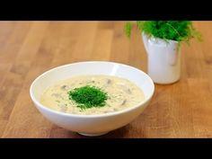 Kremalı Mantar Çorbası Tarifi   Arda'nın Mutfağı   2.Bölüm (16.01.2016)