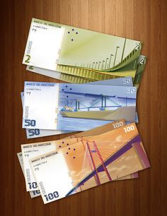 Currency Design (Academic Project) on Behance