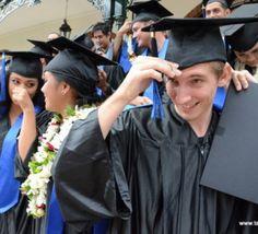 Honneurs aux premiers lauréats de l'Ecole de commerce de Tahiti