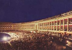 Sferisterio | Macerata  http://www.marchetourismnetwork.it/blog/