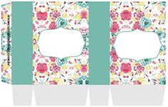 KIT FESTA PRONTA VINTAGE SHABBY GRÁTIS PARA IMPRIMIR - Cantinho do blog Layouts e Templates para Blogger Free Printable Invitations, Printable Tags, Free Printables, Wall Pepar, Baby Shower, Binder Covers, Shabby Chic, Stencils, Floral