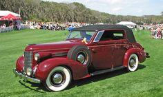 1937 Oldsmobile l 37 Redfern Saloon