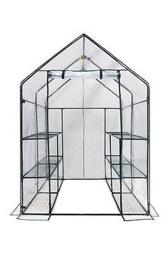 Greenhouses and Cold Frames 139939: Ogrow Deluxe Walk-In 6 Tier 12 Shelf Portable Greenhouse Og6868-D Greenhouse New -> BUY IT NOW ONLY: $94.34 on eBay!