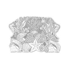 **50** OF THESE!!! Heritage Lace® Seascape Placemat in White - BedBathandBeyond.com