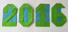 Origami 2016 Origami Shapes