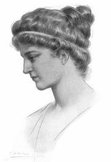 """Reserve your right to think, for even to think wrongly is better than to not think at all."" - (370? - 415)  Hypatia of Alexandria - Brilliant woman and teacher of math, philosophy, and astronomy at the Library of Alexandria that made great scholarly strides. Hypatia and her passion for knowledge was seen as a threat by religious leaders and was killed because of her influence.  Her death was one of many intellectual losses that marked the beginning of the Dark Ages."