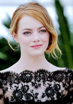 Emma Stone attends the 'Irrational Man' Photocall during the 68th annual Cannes Film Festival in Cannes, France (May 15, 2015)