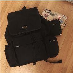 Kate Spade backpack Nylon Kate Spade backpack. See full details above! kate spade Bags Backpacks
