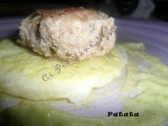 Polpetta e gnocchi di semolino by Patata