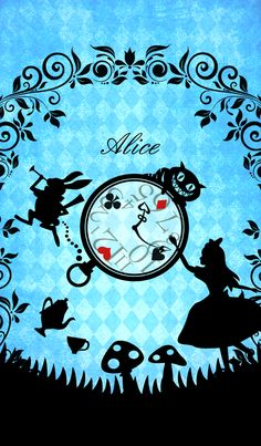 cute Alice theme