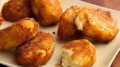 Get Potato Croquettes Recipe from Food Network