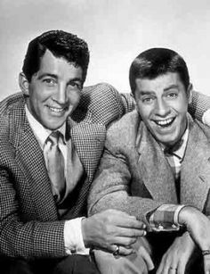 Did you know that Dean Martin and Jerry Lewis made 16 films in  the span of seven years? #kingofcool #deanmartin #jerrylewis http://oldies.about.com/od/bigbands/p/Profile-Dean-Martin.htm